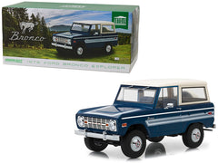 Ford Bronco Explorer 1976 Greenlight Artisan 1/18