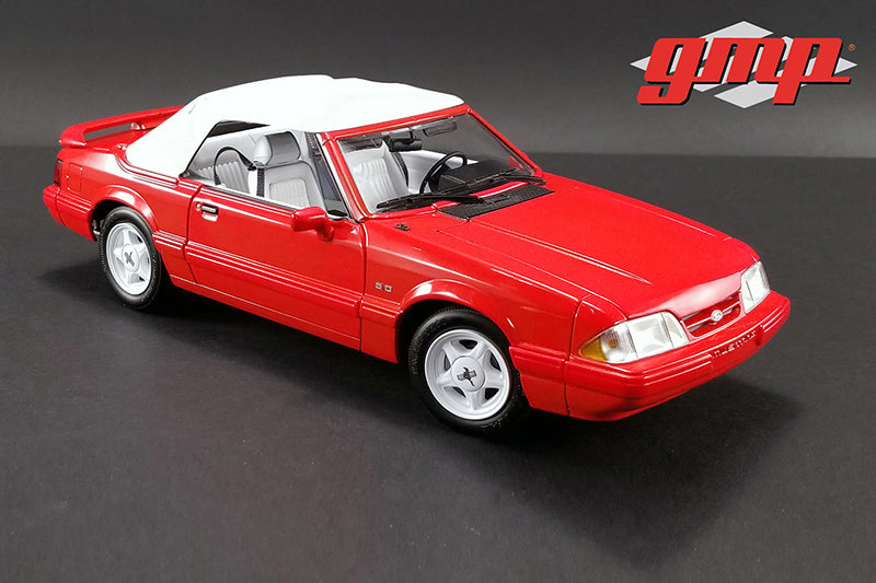 Ford Mustang LX 5.0 Convertible 1992 GMP 1/18