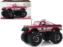 Ford F-250 Pick Up 1975 Monster Truck Greenlight 1/18