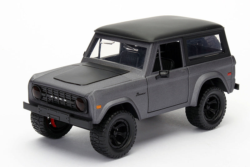 Ford Bronco 1973 Jada Just Trucks 1/24
