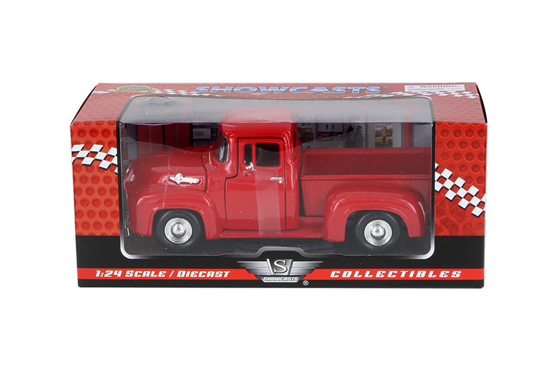 Ford F-100 Pick up 1955 Showcast (Motor Max) 1/24
