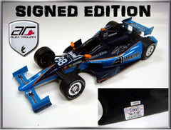 Barracuda Racing Indy Car Greenlight 1/18