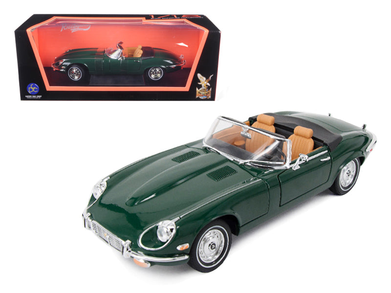 Jaguar E-Type 1971Lucky Die Cast Road Signature 1/18