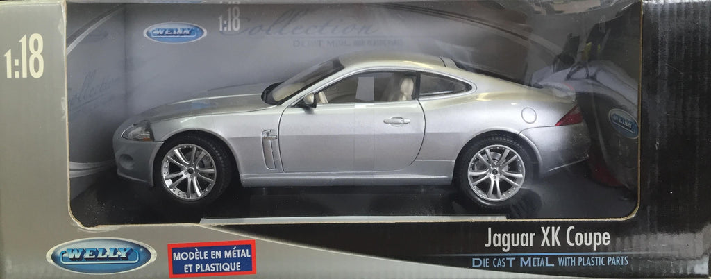 Jaguar XK Coupe Welly 1/18