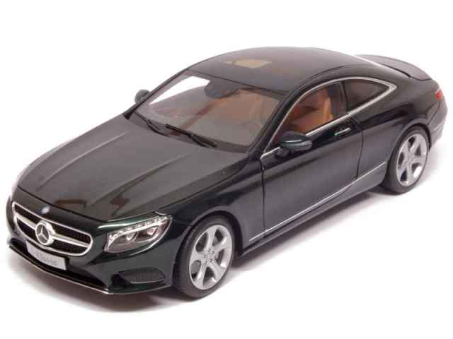 Mercedes S-Klasse (S-Class) Coupe Norev Dealer Edition 1/18