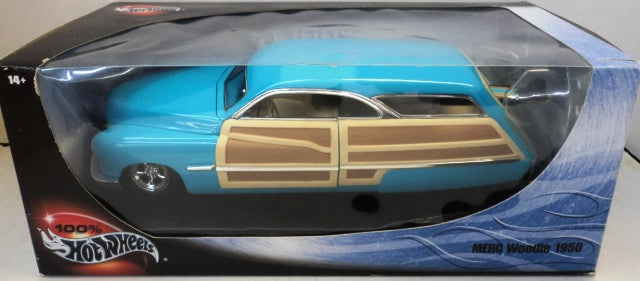 Mercury Woodie 1950 Hot Wheels 1/18