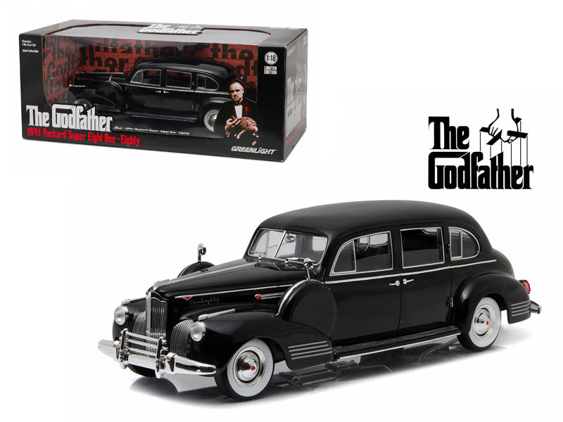 Packard Super Eight One-Eighty 1941 The Godfather Greenlight 1/18