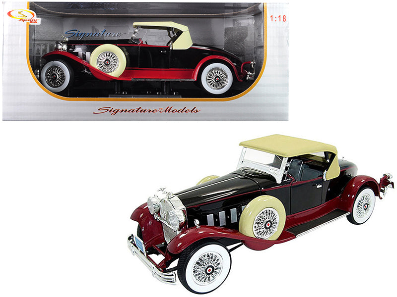 Packard 734 Boattail Speedster 1930 Signature Models 1/18