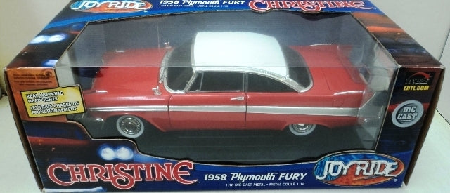 Plymouth Fury 1958 Christine ERTL Joy Ride 1/18