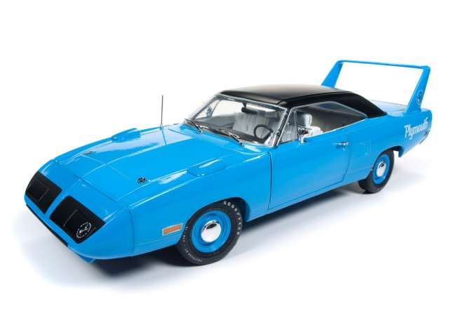 Plymouth Superbird 1970 Auto World 1/18