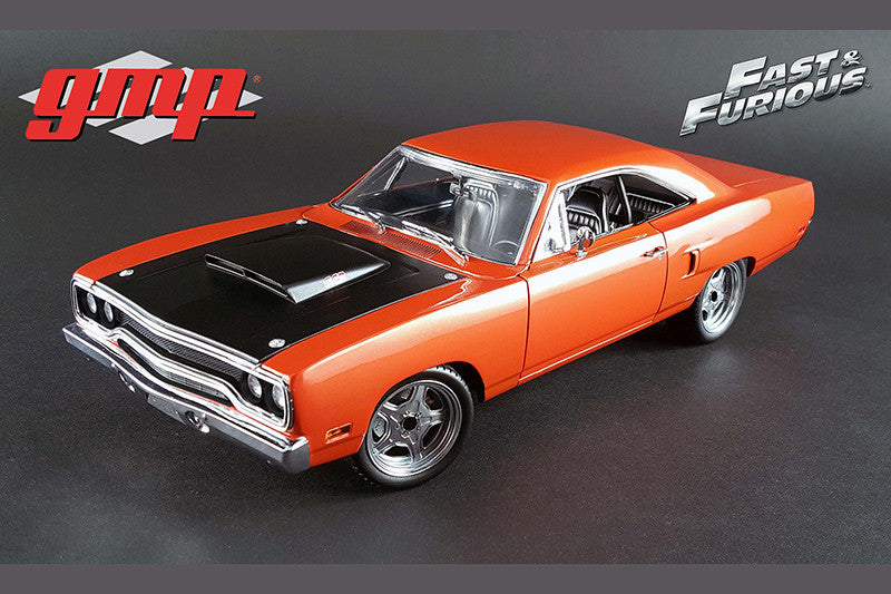 Plymouth Road Runner 1970 Fast & Furious GMP 1/18