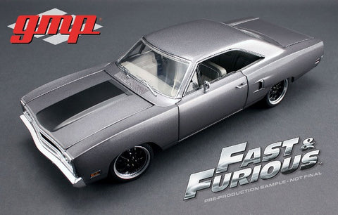 Plymouth Road Runner 1970 Hammer Fast & Furious GMP 1/18