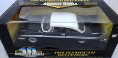 Plymouth Belvedere 1958 ERTL American Muscle 1/18