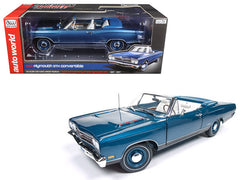 Plymouth GTX Convertible 1969 Auto World 1/18