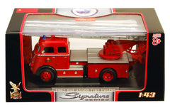DAF A1600 Fire Engine 1962 Lucky Die Cast Road Signature 1/43