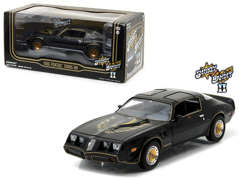 Pontiac Firebird Trans Am 1980 Bandit II Greenlight 1/24