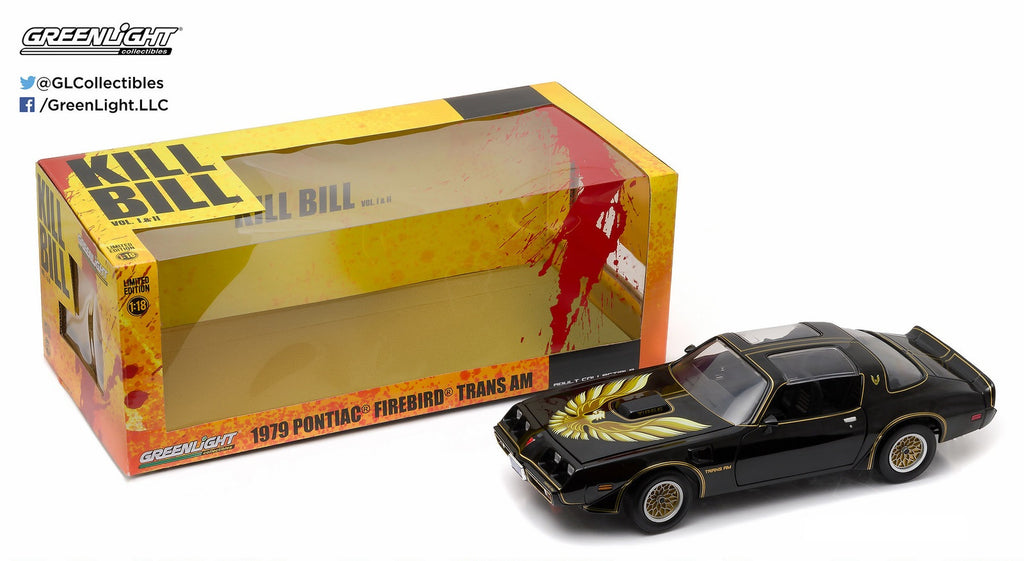 Pontiac Firebird Trans Am 1979 Greenlight 1/18