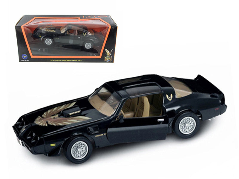 Pontiac Firebird Trans Am 1979 Lucky Die Cast Road Signature 1/18