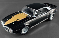 Pontiac Firebird The Blackbird 1968 ACME 1/18