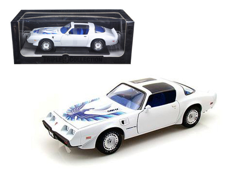 Pontiac Firebird Trans Am 1980 Greenlight Triple 9 Collection 1/18