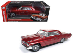 Pontiac Grand Prix 1962 Auto World 1/18