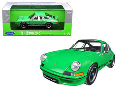Porsche 911 Carrera RS 1973 Welly NEX 1/18