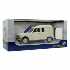 Renault 4L F4 1975 Solido 1/18