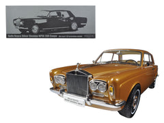Rolls Royce Silver Shadow MPW 2-Door Coupe Paragon 1/18