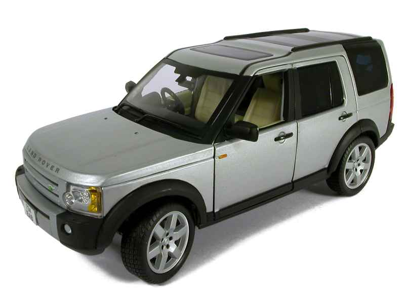 Land Rover Discovery 3 ERTL Grandes Marques 1/18
