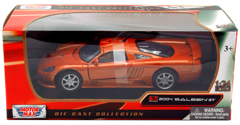 Saleen S7 2004 ShowCasts  (Motor Max) 1/24