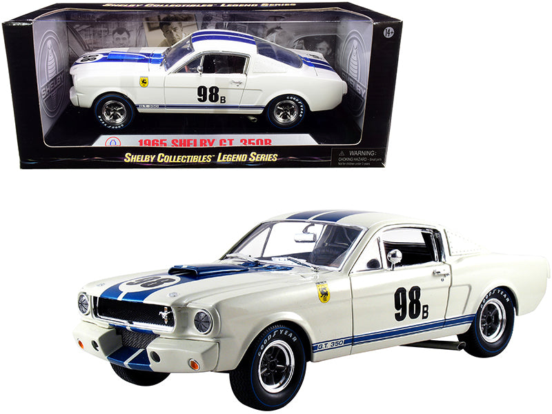 Shelby GT350R 1965 Shelby Collectibles 1/18