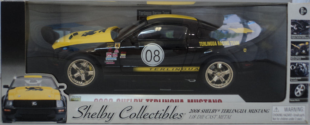 Shelby Terlingua Mustang 2008 Shelby Collectibles 1/18
