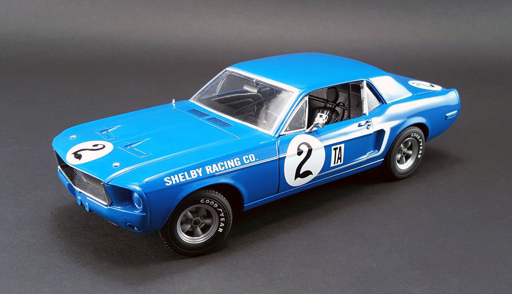 Shelby Mustang 1968 ACME 1/18