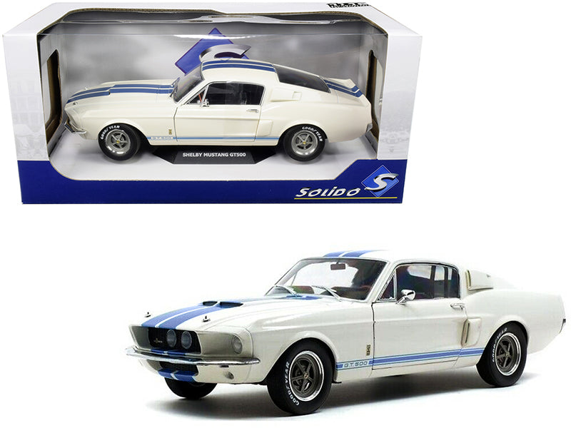 Shelby GT500 1967 Solido 1/18