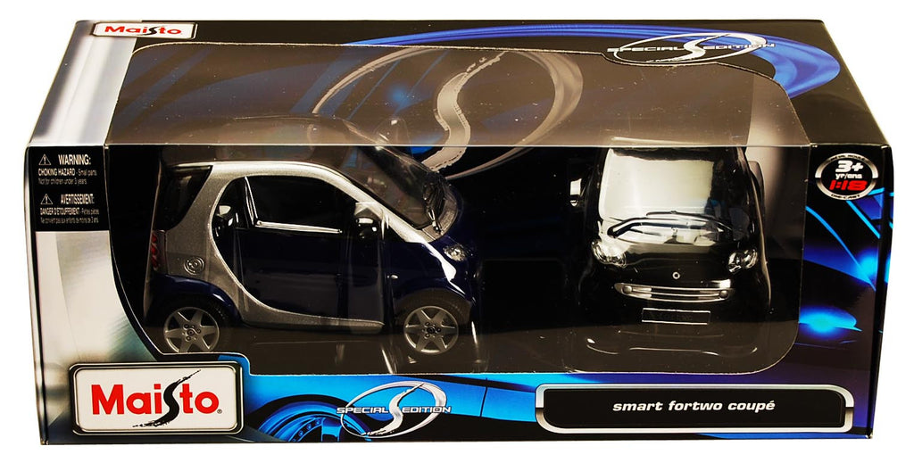 Smart Fortwo Coupe Maisto 1/18