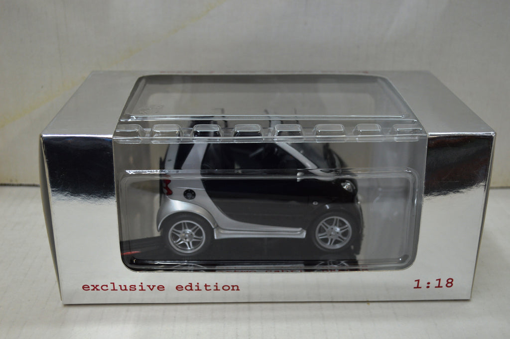 Smart Fortwo Cabriolet Brabus Kyosho 1/18