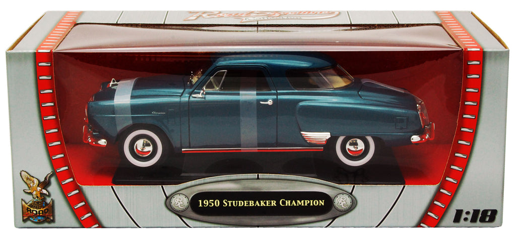 Studebaker Champion 1950 Road Signature 1/18