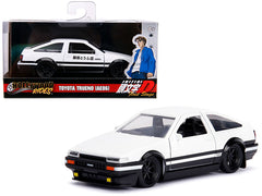Toyota Trueno (AE86) Initial D First Stage Jada Hollywood Rides 1/32
