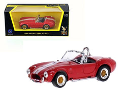 Shelby Cobra 427 S/C 1964 Lucky Die Cast Road Signature 1/43