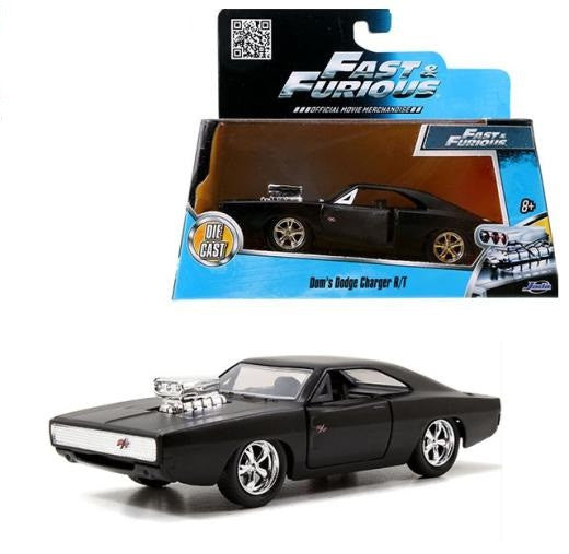 Dodge Charger R/T 1970 Fast & Furious Jada 1/32