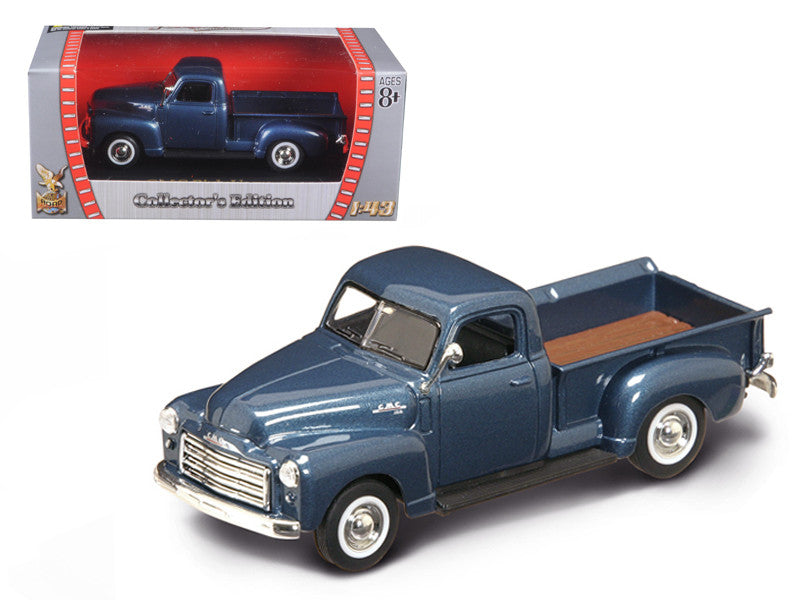 GMC 1950 Pick Up Road Signature 1/43
