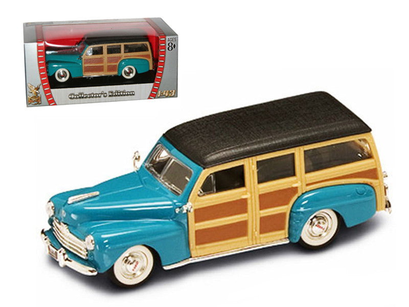 Chevrolet Fleetmaster Woody 1948 Road Signature 1/43