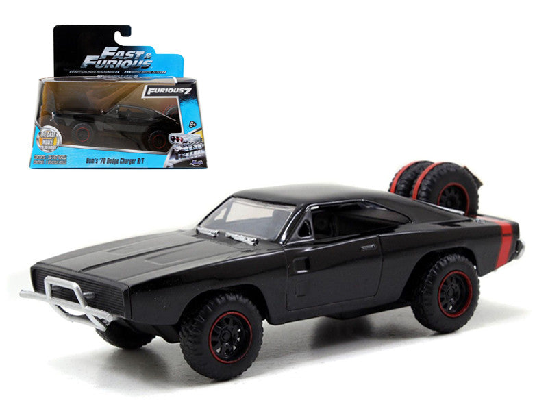 Dodge Charger R/T 1970 Off Road Fast & Furious Jada 1/32