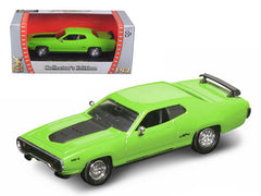 Plymouth GTX 1971 Road Signature 1/43