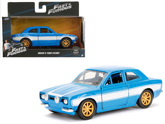 Ford Escort RS2000 MKI 1974 Fast & Furious Jada 1/32
