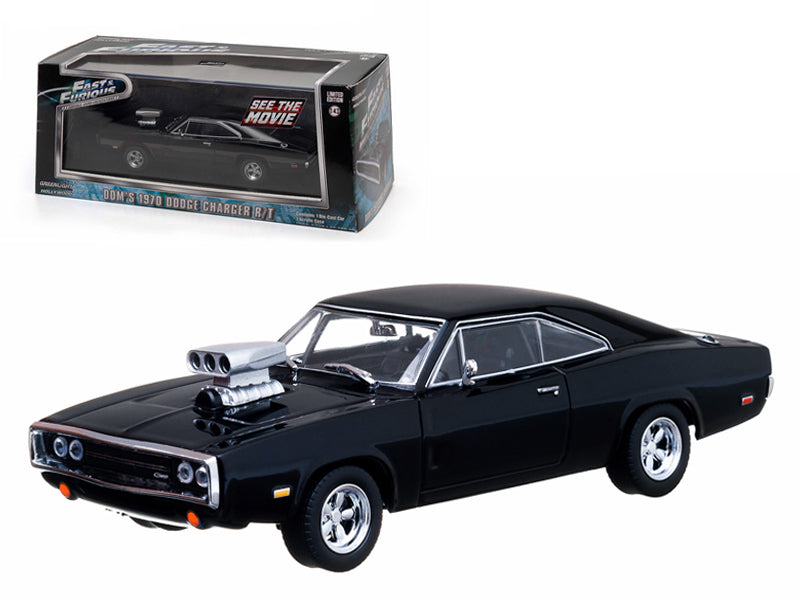 Dodge Charger R/T 1970 Fast & Furious Greenlight 1/43