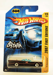 Batmobile 1966 HotWheels 1/64