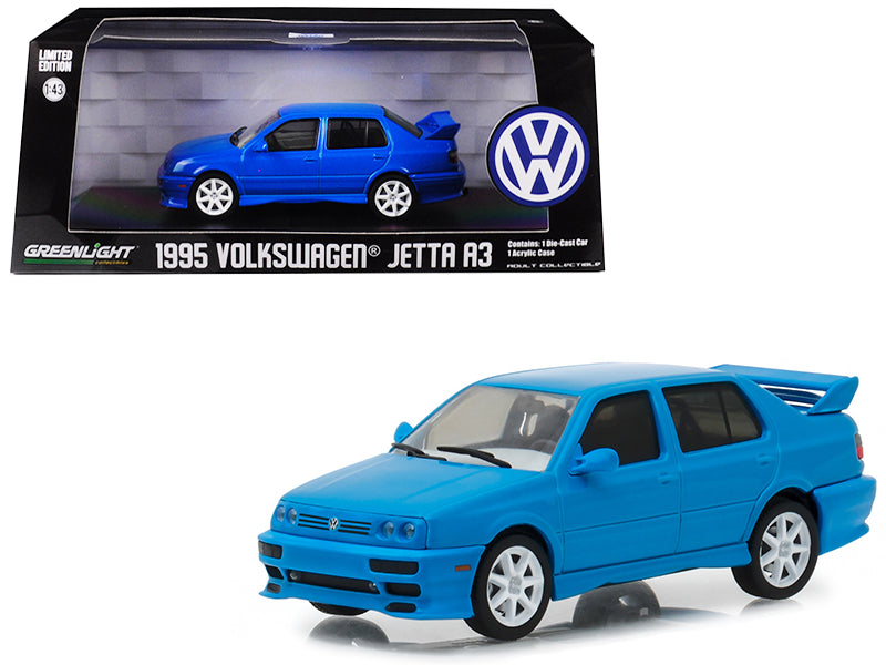 Volkswagen Jetta A3 1995 Greenlight 1/43