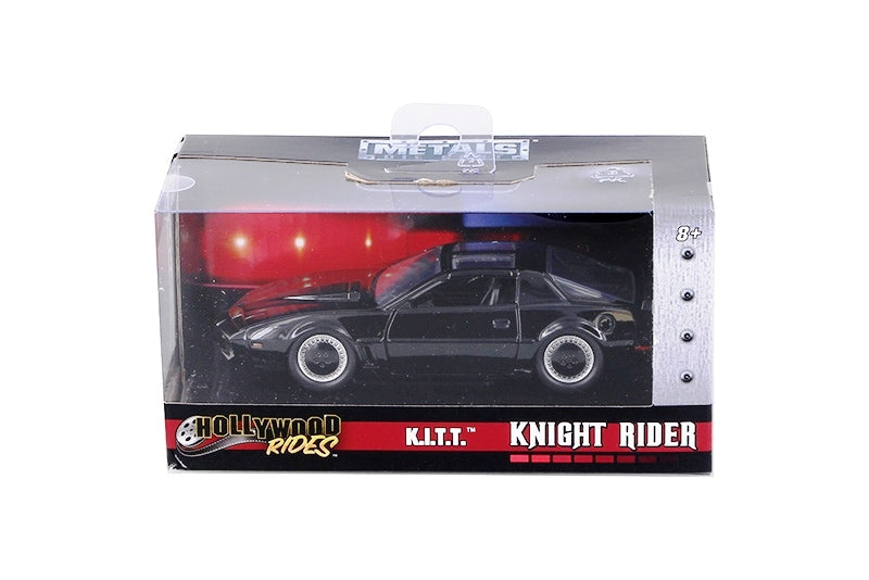 Pontiac Trans Am K.I.T.T. (KITT) 1982 Jada Hollywood Rides 1/32