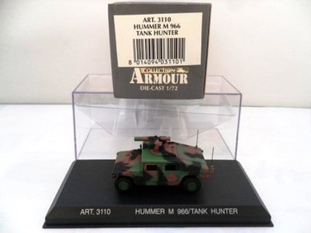 Hummer M 966 Tank Hunter Collection Armour 1/72